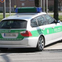 politie-germania-masina
