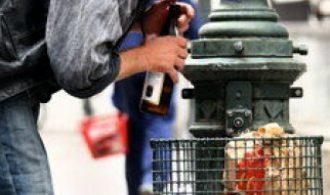 Reportage-Flaschensammler