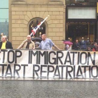 protesteimigratie