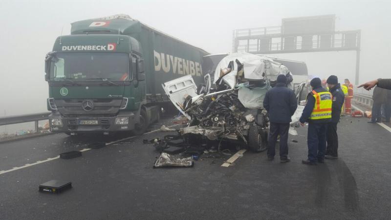 accident in Ungaria