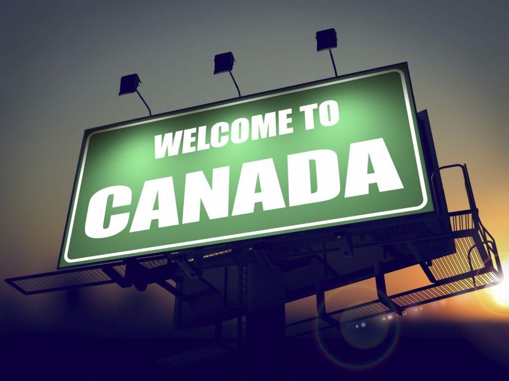 fără vize în Canada