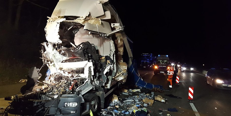 Accident mortal pe autostrada A1 din Germania
