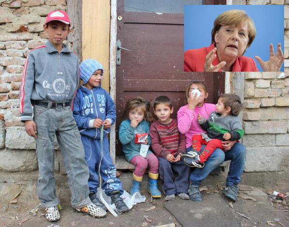 Diminuare discriminatorie a alocațiilor pentru copii în Germania