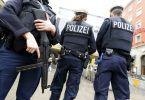 German police secure main train station in Munich