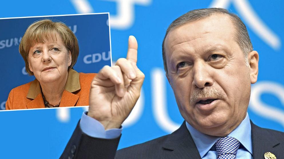 Germania cere pedepsirea Turciei