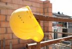 Baustelle Helm / Construction site, helmet