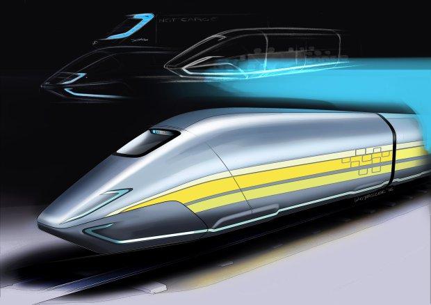 trenuri de marfă inteligente