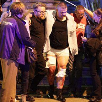 Manchester, Atac