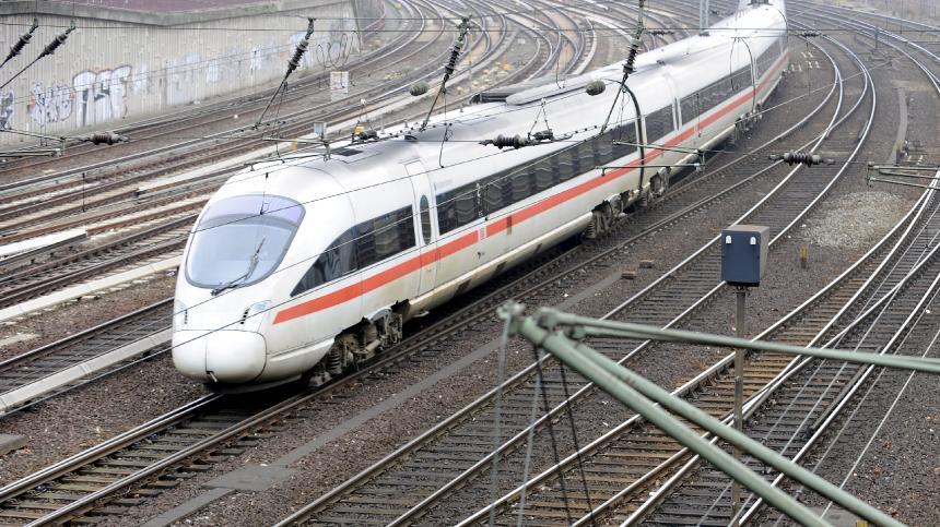 Deusche Bahn