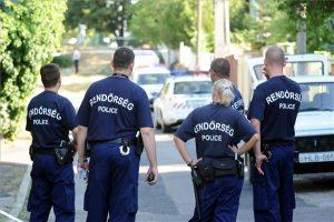 politia-ungara