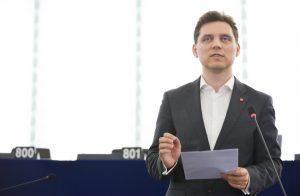 Victor NEGRESCU in plenary session week 20 2017 in Strasbourg