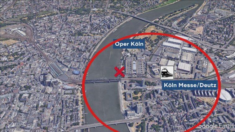 Evacuare în Köln în Urma Găsirii Unei Bombe Neexplodate