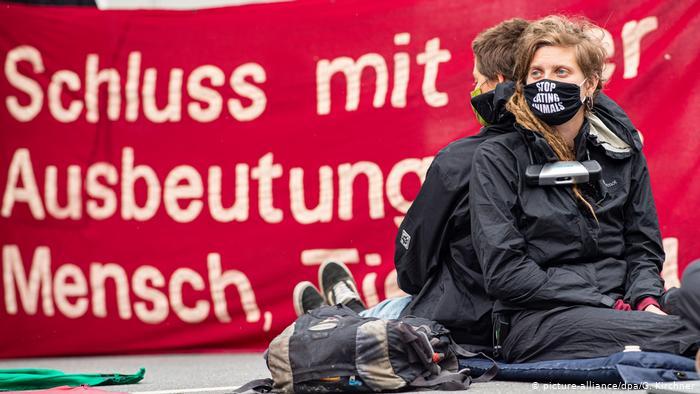 protest abatorul Tönnies