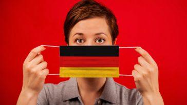 mască amendă Germania