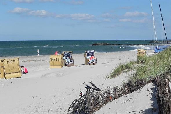 Camping-Ferienpark Californien în Golful Kiel
