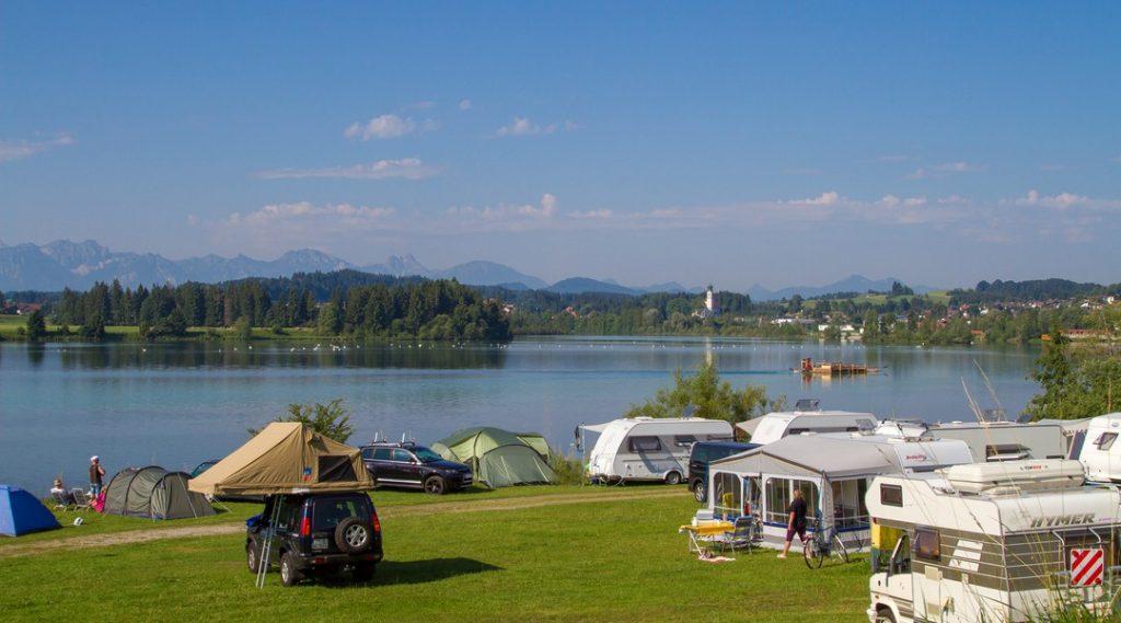 Allgäu Camping Via Claudia