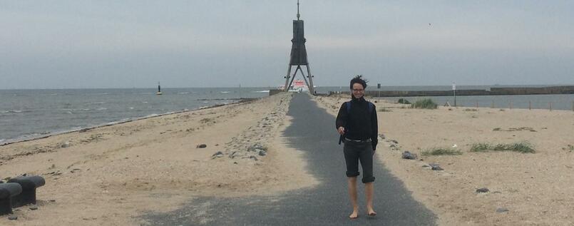 Cuxhaven: camping Wattenlöper - pe jos prin Wattenmeer