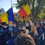 protest sfântei parascheva