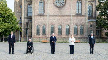 Merkel reunificarea Germaniei