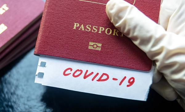 pasaport- covid