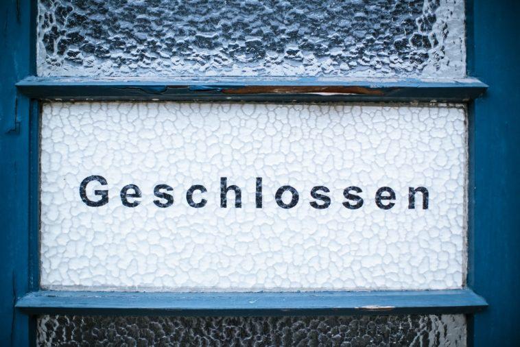 val de falimente germania