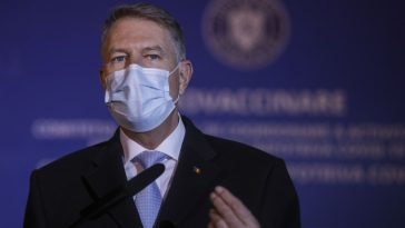iohannis pasaport vaccinare