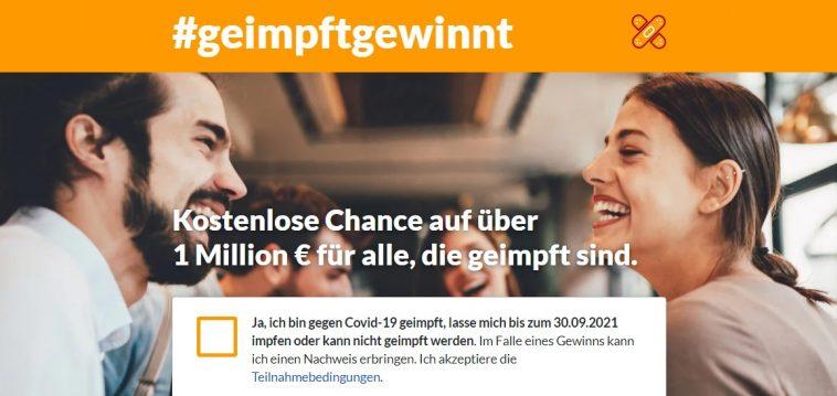 loterie vaccinare Germania