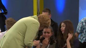 nume Merkel copii refugiați