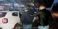 Cetățean moldovean, hoț în Germania, arestat la frontieră