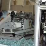 bancomate explozie Franconia