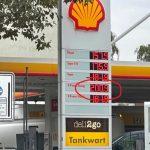 benzina 2 euro Germania
