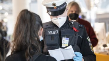 restrictii romani Germania